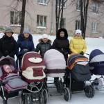 Ежедневные прогулки с малышом