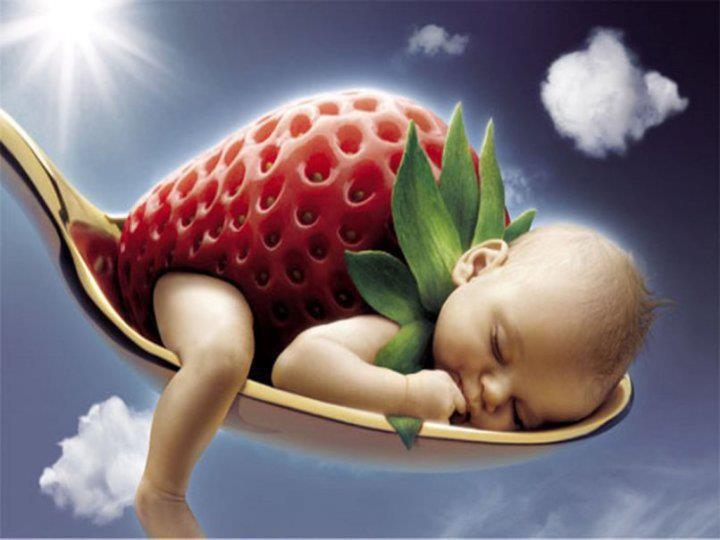 Продолжительность сна грудного ребёнка