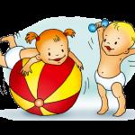 fizicheskoe-razvitie-detej-v-1-god   u-children.ru
