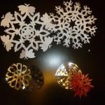 снежинки   u-children.ru