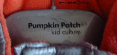 pumpkin putch www.u-children.ru